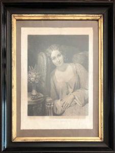 Artista sconosciuto – Catherine Rebuffe