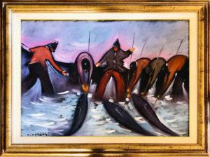 Ottavio Carboni – Pescatori di tonno