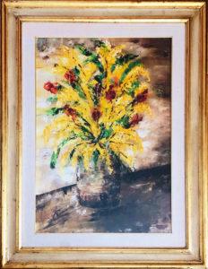 Cosimo Riondino – Vaso di fiori
