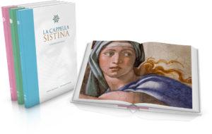 La cappella sistina – Edizione musei vaticani e scripta maneant