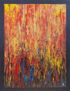 Simone Bandini – Incendio