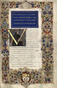 Rerum Vulgarium Fragmenta – Treccani