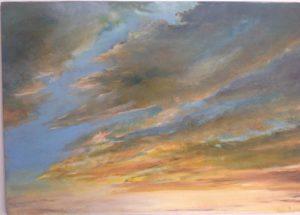 Leonardo Guandalini – Nubi accarezzano il cielo