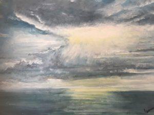 Leonardo Guandalini – Raggi sul mare