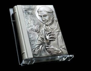 Frate Francesco d'Assisi – Scrinium