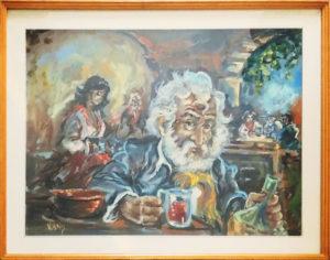 Vittorio Ghislandi – Senza titolo