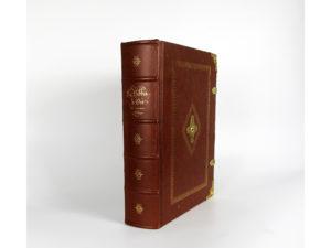La Bibbia d'oro del secolo – Scrinium