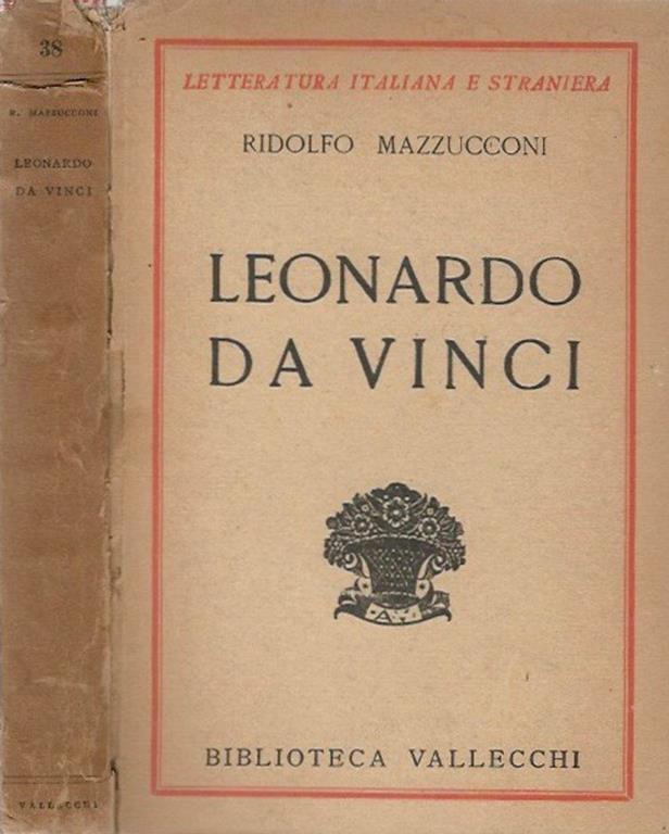 Leonardo da Vinci – Vallecchi editore
