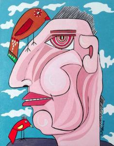 Billeri Sergio – Ritratto di Alessio