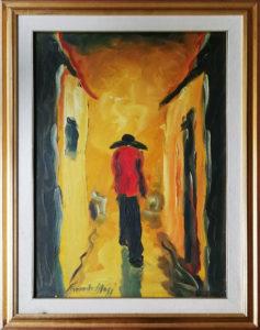 Fernando Masi – Passeggiata solitaria