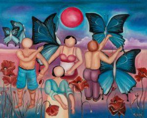 Giuseppina Freni – Giochi e farfalle