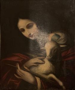 Artista sconosciuto – Sant'Agnese