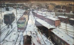 Arturo Bonanomi – Periferia di Monza