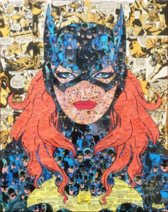 Carolina Art Design – Batgirl Returns