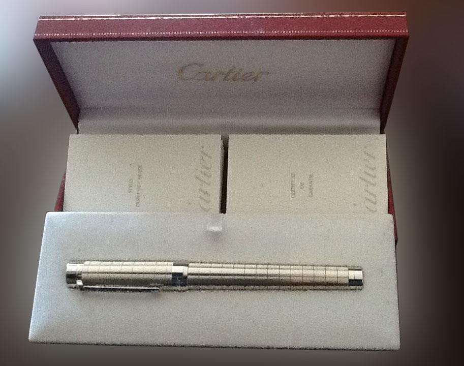 Penna stilo – Cartier