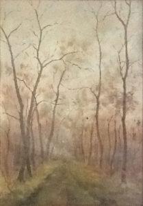 R. Castellotti – Viale d'autunno