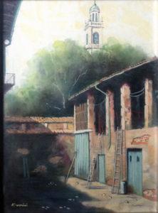 Fabio Morini – Cortile magentino