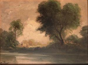 Leopold Ziller – Paesaggio