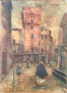 Alia – Torre della Scimia, Dalla vecchia Roma
