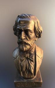 Artista sconosciuto – Giuseppe Verdi