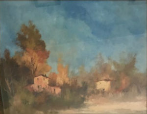 Pietro Antonio Denis – Paesaggio