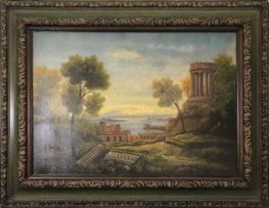 Antonio Marotta – Paesaggio fiammingo