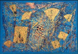 Alfredo Giampaolini – Geometria materica