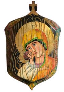 Paula Tudor – Madonna col Bambino