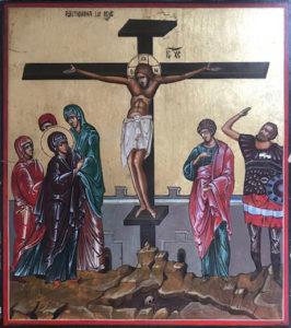 Artista sconosciuto – Crocifissione