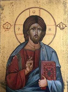 Artista sconosciuto – Cristo benedicente