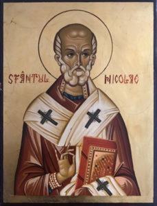 Artista sconosciuto – San Nicola