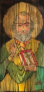 Attribuito a Paula Tudor – San Nicola