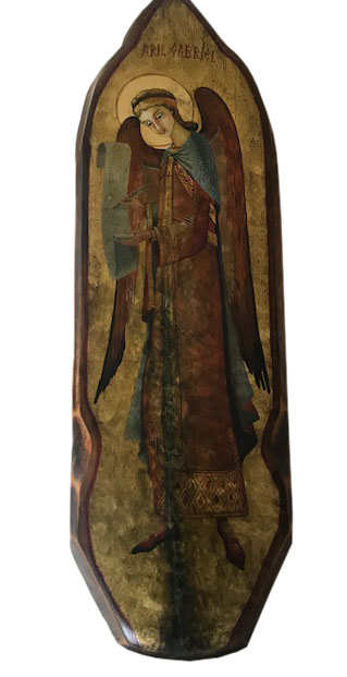 Artista sconosciuto – Arcangelo Gabriele