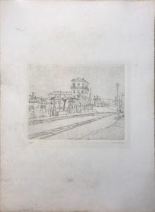 Renzo Biasion – Paesaggio urbano