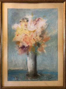 Edmondo Giuliani – Vaso di fiori
