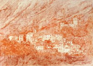 Giuseppe Fuschi – Il coraggio non trema, Arquata del Tronto