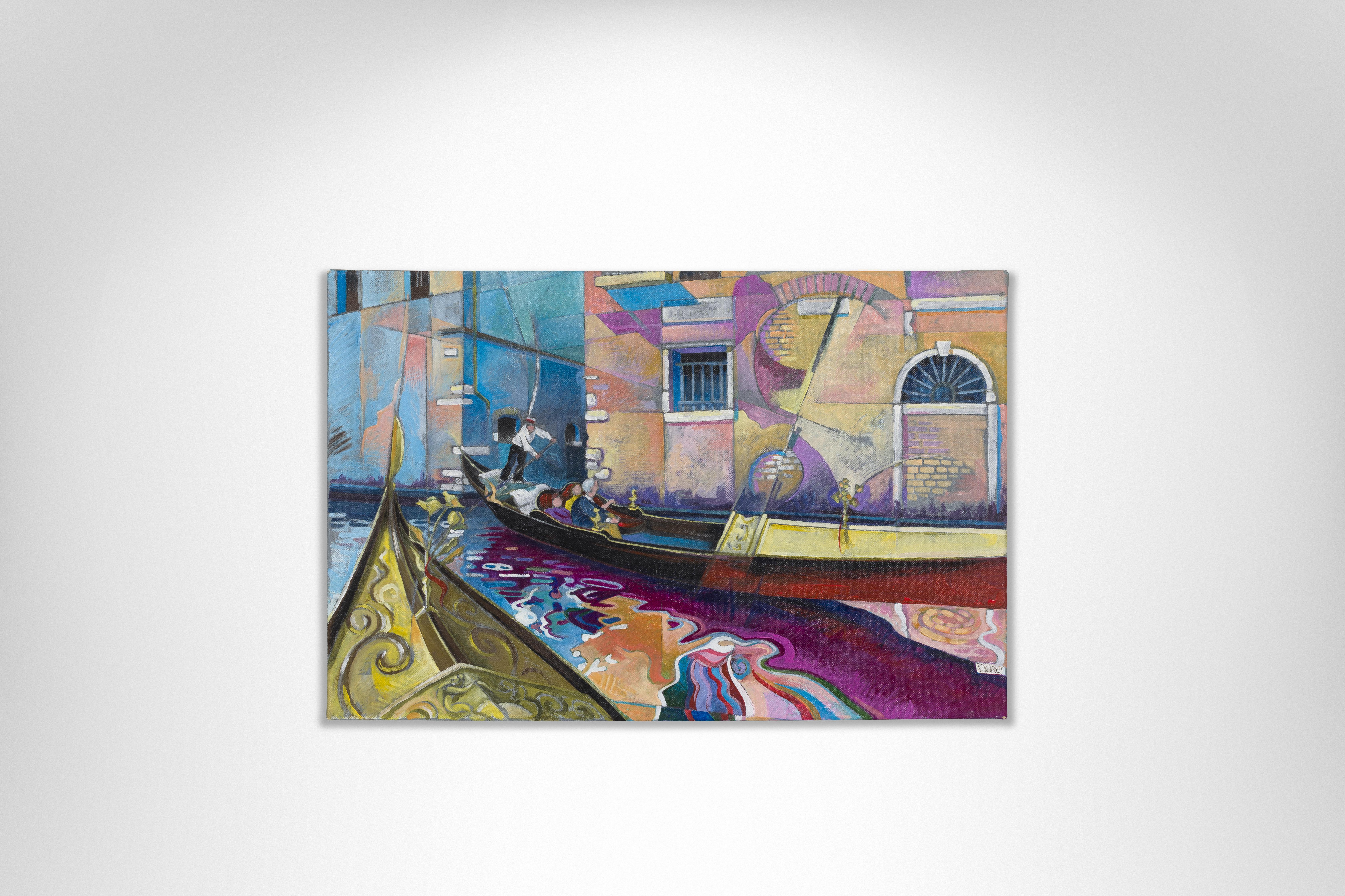 Dorè – Gita in gondola