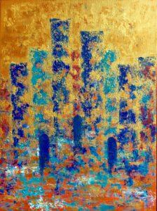 Angela Crucitti – Le torri