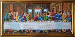 Eudochia Cociu – Ultima Cena