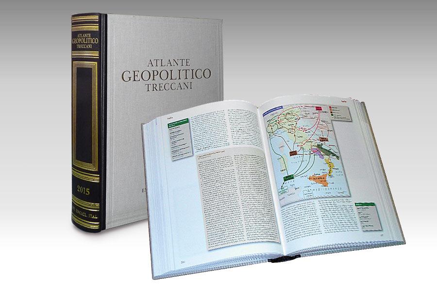 Atlante geopolitico – Treccani