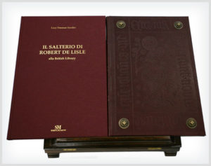 Il salterio di Robert de Lisle – Scripta Maneant