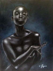 Cesare Figuccio – La bellezza nera