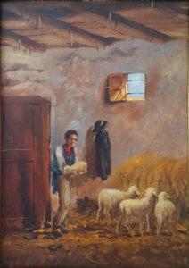 Mario Fattori – Pastore