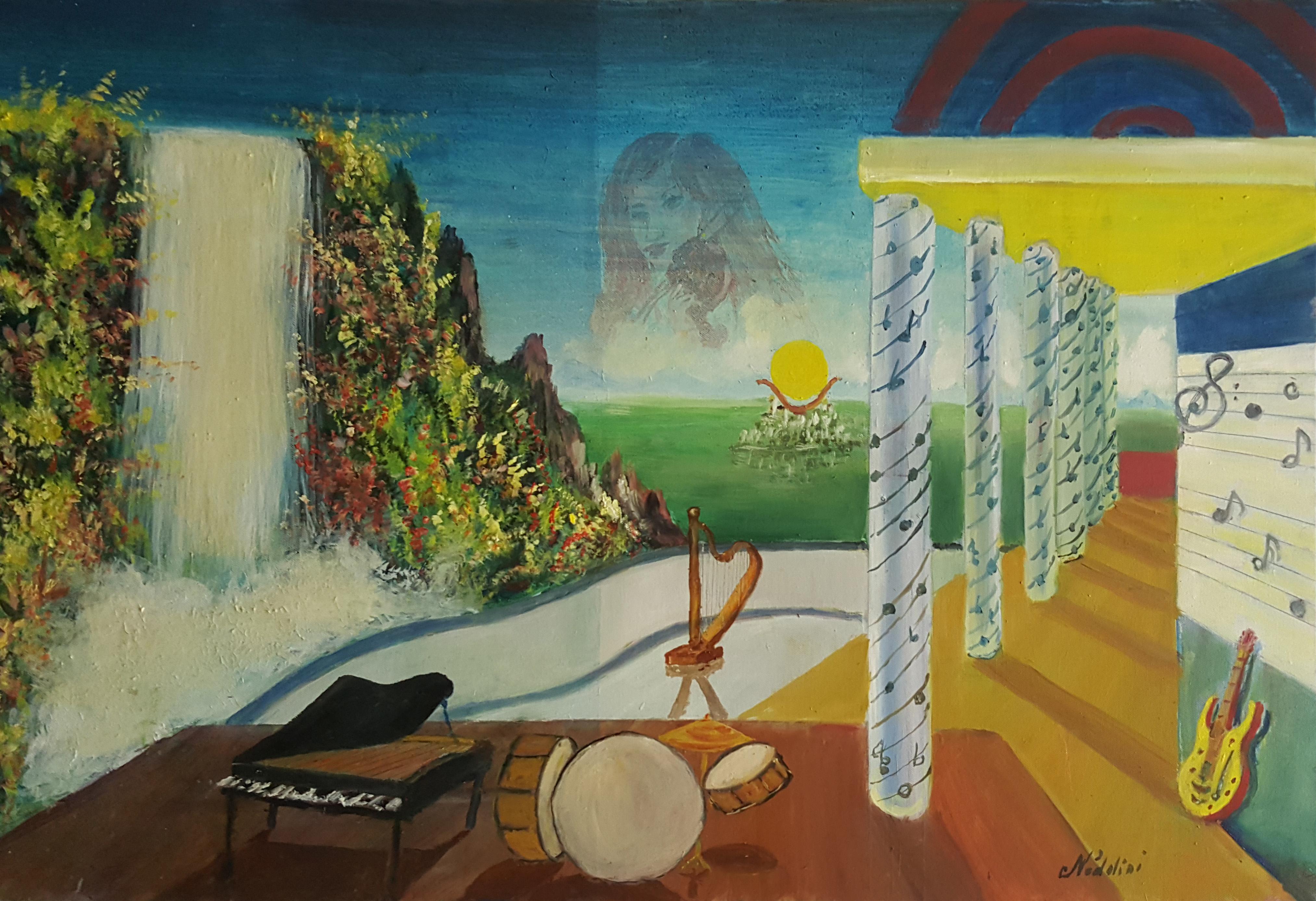 David Larry Neddini – La musica