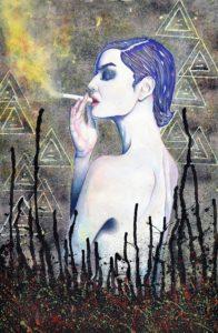 Alice Cappellari – Fuoco