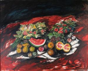 Gaetano Miani – Frutta e fiori