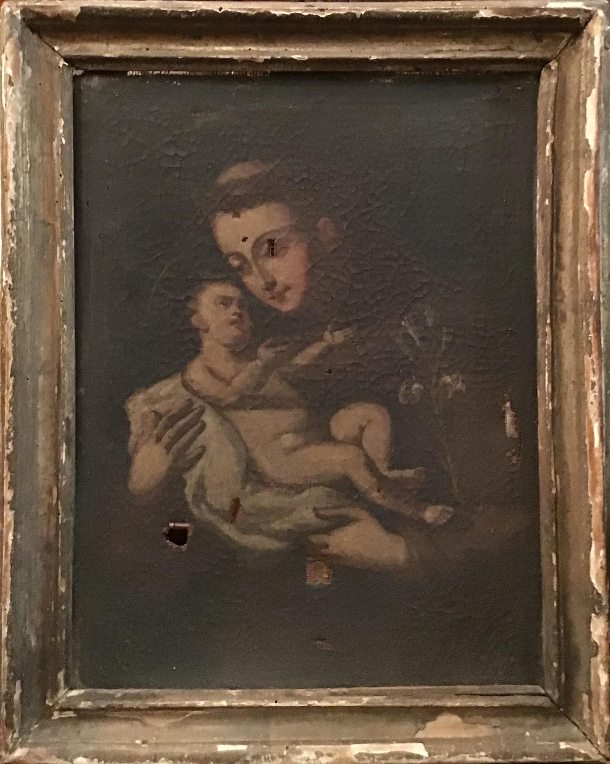 Artista sconosciuto – Sant'Antonio da Padova