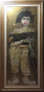 Maurilio Colombini – Figura di donna