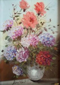 Lino Rossi – Vaso di fiori