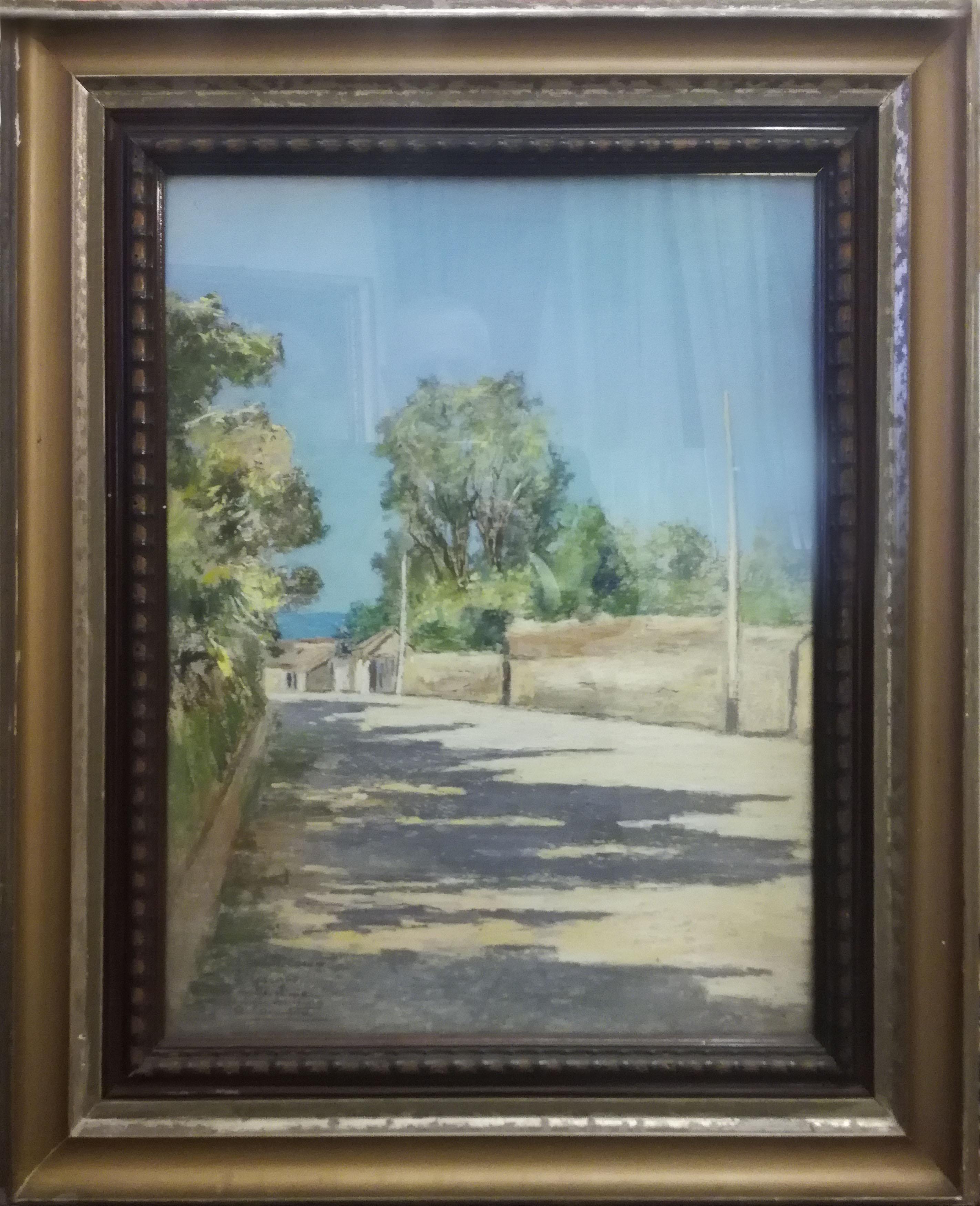Antonio Cannata – Paesaggio